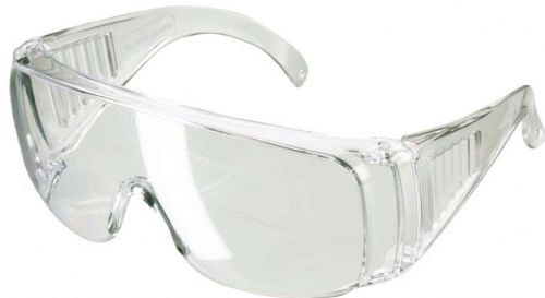 Radians Coveralls Clear Safety Glasses